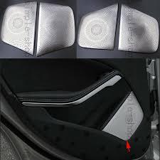 Interior Door Bottom Speaker Panel Cover Trim For <b>Mercedes</b>-<b>Benz</b> ...