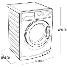 washing machines dimensions. Perfect Dimensions On Washing Machines Dimensions T