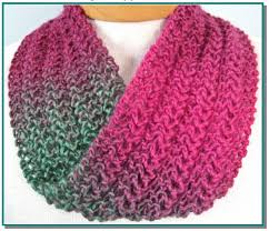 Simple Scarf Knitting Patterns Magnificent New Simple Scarf Knitting Pattern For Beginners Infinity Scarf