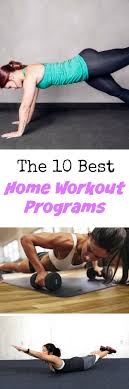 the 10 best home workout programs