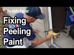 exterior paint primer tips. how to stop peeling paint. steps fix paint including sanding and priming with mad dog dura-build primer. watch my exterior painting playlist: primer tips