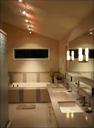beautiful track lighting in bathroom 45 for led awning pertaining to design 1