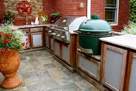 outdoor kitchen floor plans cinder block grill surround how to build a bbq island out of