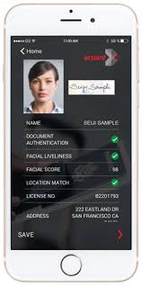 Go Verification Recognition Id Idscan Software Facial Mobile With 0AHwx