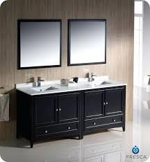 50 double vanity inch