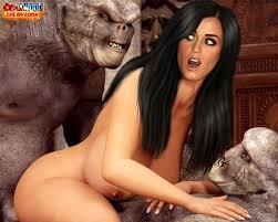 3D Monster Sex Xxx Monsters Porn Pics 3d Evil Demon Fuck Girls