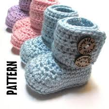 Crochet Baby Booties Pattern 3 6 Months Awesome CROCHET PATTERN Baby Boots Crochet Pattern Baby Booties 4848 Etsy