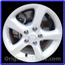 Nissan Maxima Bolt Pattern Enchanting 48 Nissan Maxima Rims 48 Nissan Maxima Wheels At OriginalWheels
