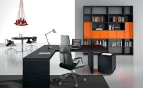 incredible office furnitureveneer modern shaped office. Executive Desk / Wood Veneer Metal Leather Incredible Office Furnitureveneer Modern Shaped O