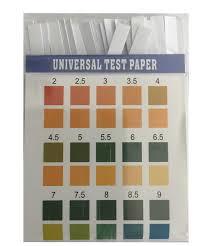 Ph Test 2 9 Strips