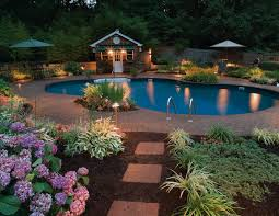 exterior beautiful outdoor pool deck lighting ideas decking swimming lightsexpert ing blog expert swimming pools beautiful lighting pool