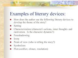 short story literary analysis ppt video online 5 examples