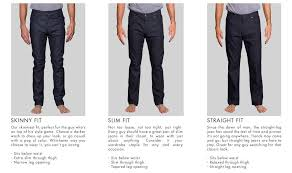 Size And Fit Guide G Style Usa