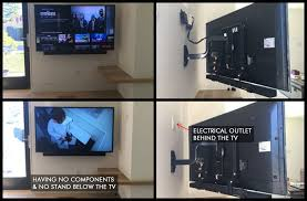 electrical for your wall mounted tv