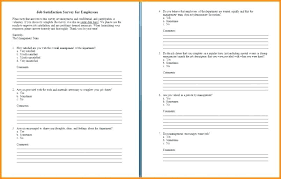 Customer Satisfaction Questionnaire Doc Sample Client Form 8 Free