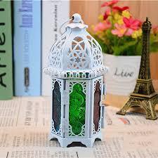 moroccan lantern chandelier tea light votive candle holder