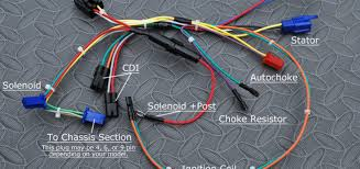 how to use an american made bdx wiring harness on your 150cc chinese how to use an american made bdx wiring harness on your 150cc chinese engine