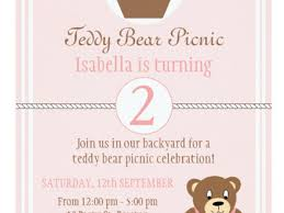 28 Teddy Bears Picnic Invitation, Teddy Bear Picnic Party Ideas ...