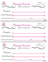 Free Printable Gift Certificate Template Word Free Printable Gift Certificate Template Pdf Christmas Word