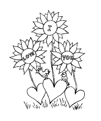 Small Picture i love you mom coloring page i love you beary much coloring page