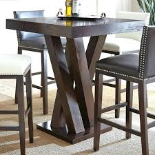 round pub height table pub table sets with 4 chairs round pub table 4 stools chair