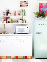 Washi Tape Kitchen Cabinets 8 Ways To Update A Rented Kitchen Homes To Love
