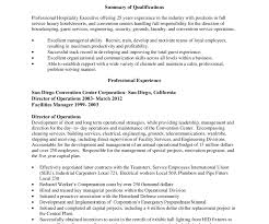 Hospitality Resume Template Civil Engineering Resume Format