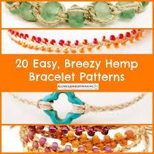 types of hemp necklaces