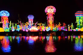 experience the wild at the huntsville botanical garden chinese lantern festival