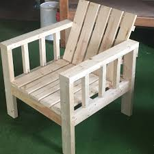 Diy Patio Furniture Fabulous Outdoor Furniture You Can Build With 2x4s The Cottage