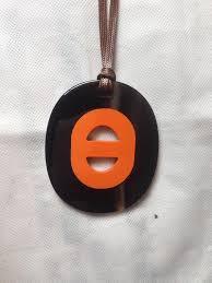 buffalo horn pendant horn necklace