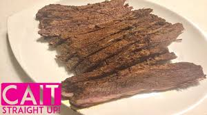 how to cook beef brisket in the oven dry rub recipe cait straight up