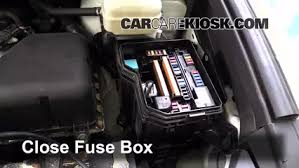 blown fuse check 2008 2013 toyota highlander 2012 toyota 6 replace cover secure the cover and test component