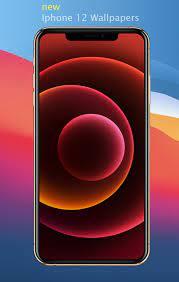 iPhone Wallpaper iphone 12 IOS 14 ...