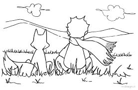 Disegni Piccolo Principe Da Stampare E Colorare Migliori Pagine Da
