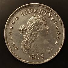 1804 Silver Dollar Value Chart I Have An 1804 Silver Dollar How Much Is It Worth
