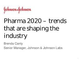 Brenda Canty - Johnson & Johnson Laboratories