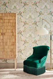 Kleuren Combineren London Wallpapers V Little Greene Paint