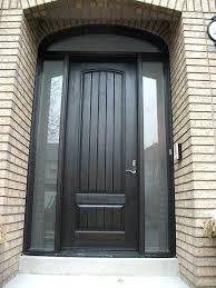 fiberglass entry door slab doors reviews with sidelights for