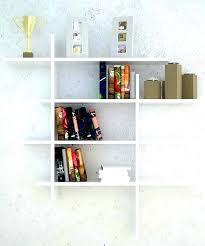wall mounted book shelves wall mounted bookshelves wall mounted wooden bookshelves were lucky to have two