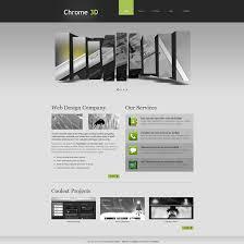 Free Dreamweaver Website Templates Template 24 Chrome 21