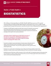 mph biostatistics by na university school of public health  mph biostatistics by na university school of public health bloomington issuu