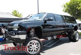 2010 Relaxin' in SoCal Truck Show - Web Exclusive Photos - Truckin ...