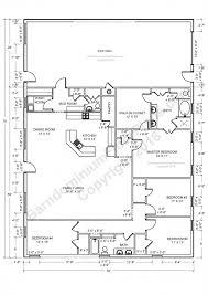 picture of beast metal building barndominium floor plans and design ideas 4 bedroom barn house