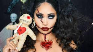 voodoo doll makeup tutorial melly sanchez