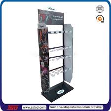 Merchandise Display Stands Classy Tsdm32 Custom 32 Side Rotating Merchandise Display Rackspegboard