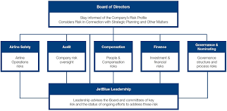 British Airways Organisational Chart Jetblue Airways Corporation Def 14a