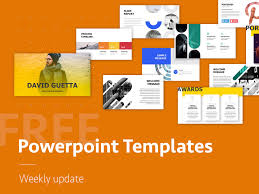 Free Powerpoint Template Design 2019 Free Powerpoint Presentation Templates By Alex On Dribbble