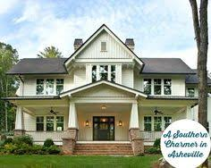 ideas about Southern House Plans on Pinterest   House plans    Craftsman House Plans  middot  A New Family Home Built   Old Southern Charm in Asheville NC   hookedonhouses net