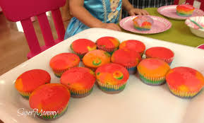Diy Cupcake Decorating Kids Birthday Party Activity